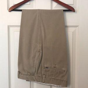 Men's Polo Ralph Lauren Classic Fit Khaki Pants